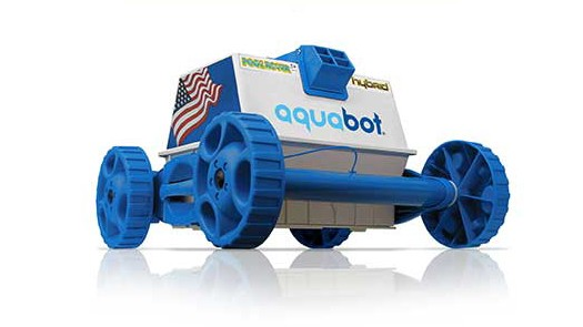 Aquabot Pool Rover Robotic Pool Cleaner