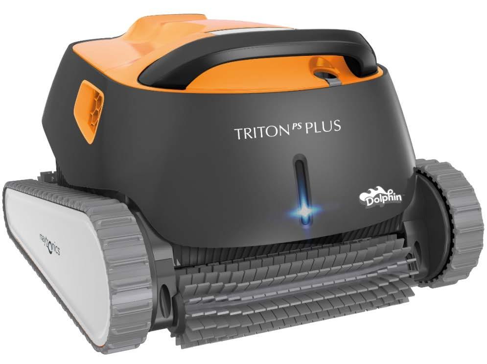 Dolphin Triton Plus with PowerStream