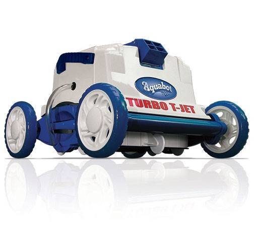 Aquabot Turbo T-Jet Robotic Pool Cleaner