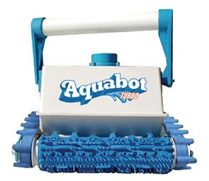 Aquabot Turbo Robotic Pool Cleaner