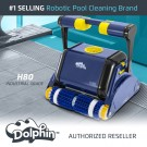 Dolphin H80 Commercial Pool Cleaner with CleverClean