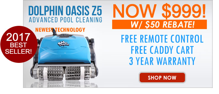 Dolphin Oasis Pool Cleaner Sale