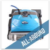 Robotic Pool Cleaners On Sale From Aquabot Dolphin