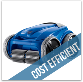 most cost efficient pool cleaners